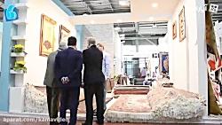 فرش دستباف؛ سرمایه و هنر ایرانی