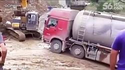 حادثه تانکر حمل سوخت