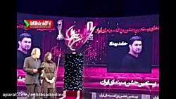 حامدبهداد؛ بهترین بازیگر مرد خانه سینما شد