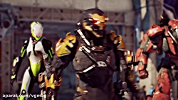 VGMAG - Anthem Our World, My Story - PAX West Trailer