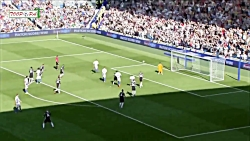 خلاصه بازی برایتون 2-2 فولام در لیگ برتر انگلیس HD