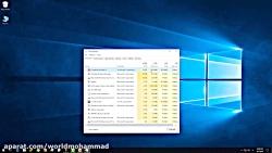 آموزش استفاده از task manager در ویندوز 10