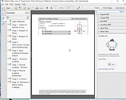 حل تمرین کتاب مکانیک مواد Riley