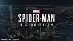 تیزر بسته الحاقی The Heist بازی Spider-Man-زومجی