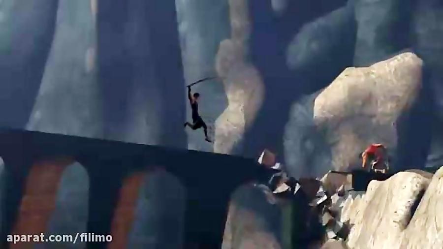 آنونس انیمیشن رستم و سهراب