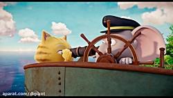 انیمیشن سینمایی گلابی بزرگ - The Giant Pear - دوبله فارسی