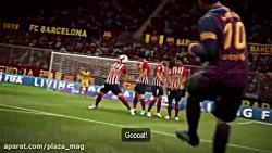 تریلر جدید بازی FIFA 19 با محوریت لالیگا – پلازامگ