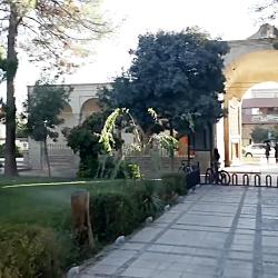 کتابخانه ملی کرمان زیبا و هنری و تاریخی