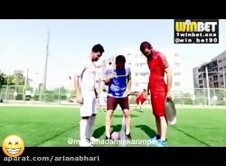 کلیپ های باحال محمد امین کریم پور