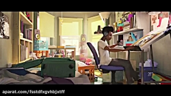آنونس انیمیشن مرد عنکبوتی در دنیای عنکبوتی ۲۰۱۸