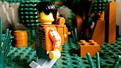 Lego Slender Man 3: Slender Man Returns