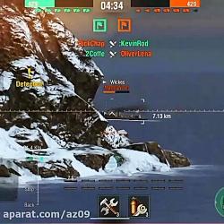 بازی warships Blitz