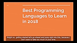 Best Programming Languages to Learn in 201...