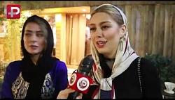 سحر قریشی: با یکسری برچسب های زشت حرف هایم را به لیلا حاتمی ربط دادند ❤