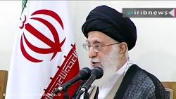 رهبر انقلاب در دیدار امروز نمایندگان مجلس خبرگان