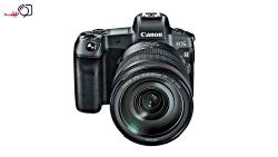 دوربین نیوز - رو نمایی از دوربین بدون آینه کنون - Canon EOS R