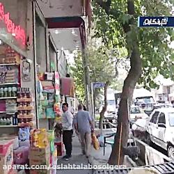 دولت روحانی ما را تحریم کرده است