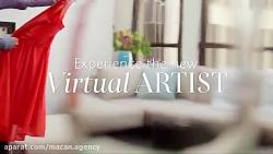 اپلیکیشن Virtual Artist سفورا
