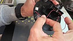 آموزش ساخت دوربین مدار بسته نمایشی (مخصوص جلب توجه افراد دزد)