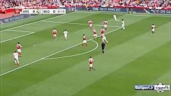 خلاصه بازی ستارگان آرسنال 0-0 ستارگان رئال (ضربات پنالتی 5-3)