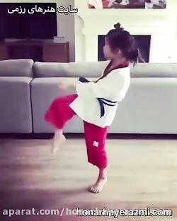 کودک و ورزشهای رزمی - سا...