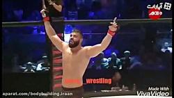 پیروزی امیر علی اکبری ، شیر ایرانی برابر خرس لهستانی ، دانیل اوملیانجوک