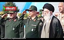 حضور فرمانده معظم کل قوا در دانشگاه علوم دریایی امام خمینی(ره)