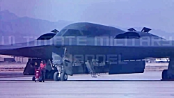 STEALTH BOMBER in ACTION! Absolutely STUNN...