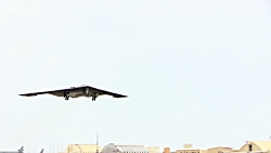 B-1, B-2, B-52 Fly Together In A Massive Show Of Force –