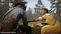 تریلر بازی Red Dead Redemption 2