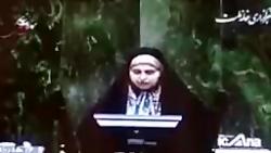 ویدئوی کامل سخنرانی پروانه سلحشوری در مجلس