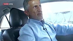 گفت و گو با راکی پرسپولیس که راننده تاکسی شد