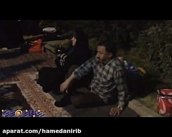 کلیپ دورهمی شبهای تابستان در طبیعت زیبای همدان + گزارش تصویری
