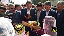سفر وزیر بهداشت به استان آذربایجان غربی