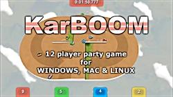 بازی KarBOOM