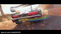 تریلر جدیدی از بازی Forza Horizon 4 منتشر شد