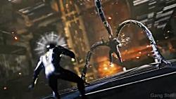 پایان بازی اسپایدر من ps4 spider-man(تمام پایان ها)