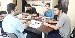 جلسه فرهنگی با مربیان ا...