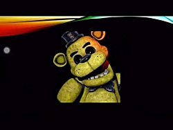 تقدیم به only real golden Freddy in the world