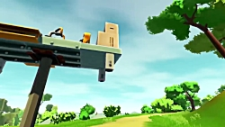Machine Survival   Scrap Mechanic Gameplay Trailer