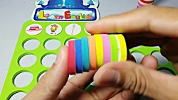 Learn Numbers and Shapes with CLOCK toys Numbers and Shapes