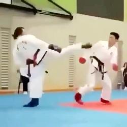 پیش بینی حرکات در کاراته
