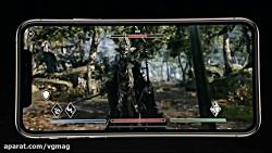 Elder Scrolls Blades On Apple iPhone XS Max