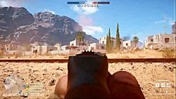 گیم پلی جذاب از battlefield 1 | تا حالا کسی تو جهان اینقدر قشنگ بازی کرده؟