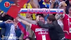 مروری بر جام جهانی روسی...