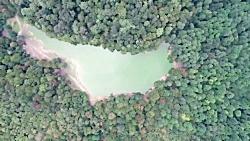 طبیعت دریاچه چورت