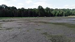 طبیعت دریاچه الندان