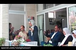 دکتر زرین آذر در انجمن خام گیاه خواری اصفهان ، 23 شهریور 97