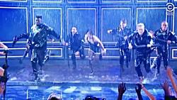 رقص باحال و خنده دار تام هالند با عنوان umbrella