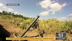 بمب افکن روسی به اهداف فرضی حمله کرد